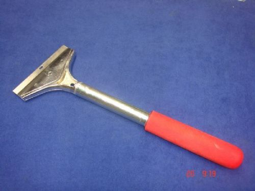 "Sweeney Todd Deluxe Hand Scraper 12"" Red Handle Tools Flooring Tools 18450"